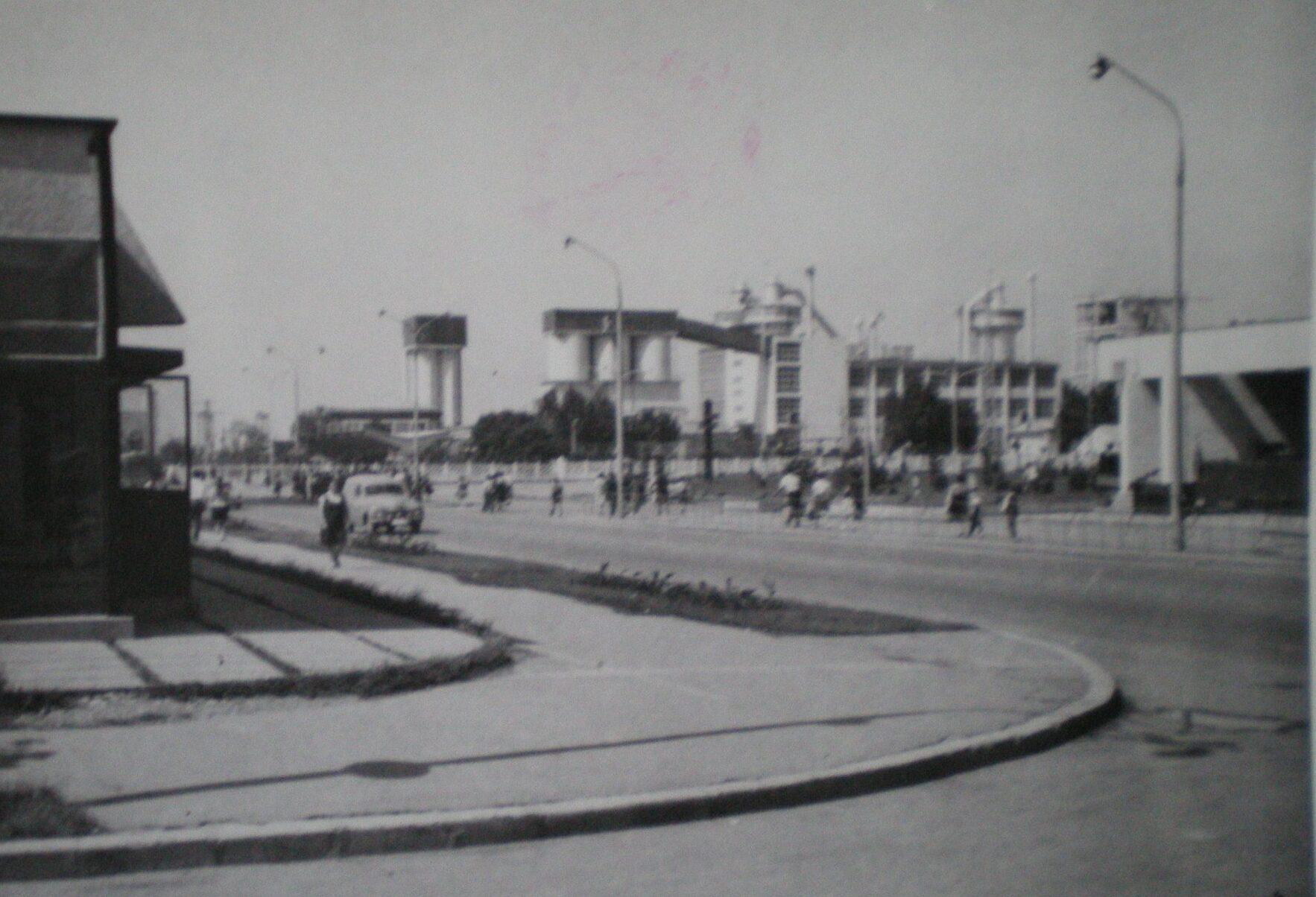 Fabrica de Detergenți Ploieşti – foto 1970