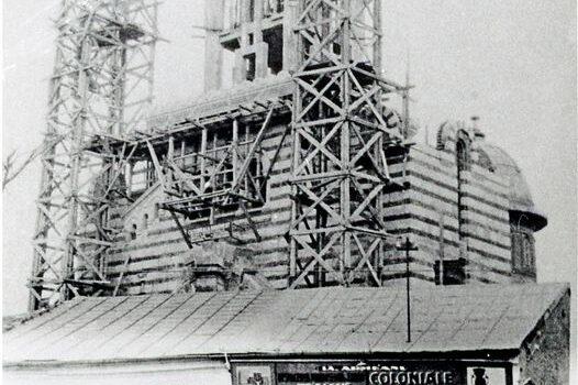 Catedrala Sf. Ioan Botezatorul – foto 1932