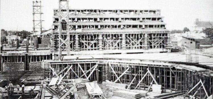 Halele Centrale Ploiesti – foto anii 1930