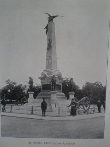 Monumentul Vanatorilor de Munte