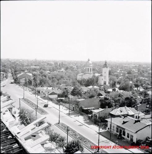 Calea Campinii - 1960